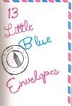 13_Little_Blue_Envelopes_by_flaishansml (Thirteen Little Blue Envelopes)